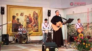 """Концерт духовної пісні. Отець В. Брона і гурт """"Фіра"""" (live)"""