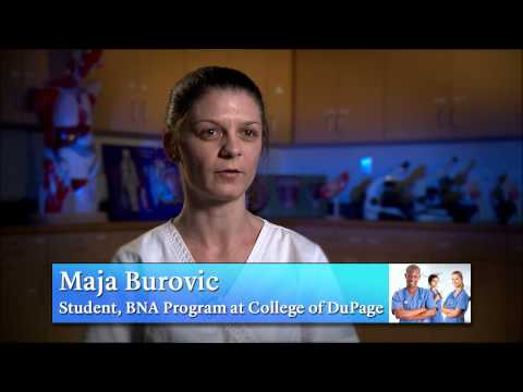 College Of DuPage: Basic Nurse Assistant  Training