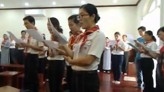 GLV hát Chung kết Trầu cau