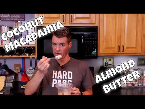 Coconut Macadamia Almond Butter | Keto and only 2g net carbs