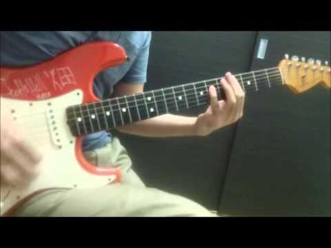 Silent Siren - ビーサン (One-shot Guitar Cover)