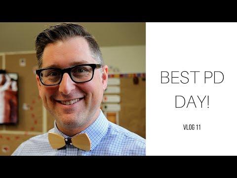Best Professional Development for Teachers - Vlog 11