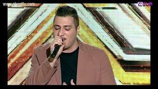 X Factor4 Armenia 4 Chair Challenge/Over 22's/Eduard Aghabalyan/Im pokharen 15 01 2017