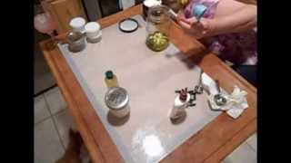How to Make Amish Black Drawing Salve