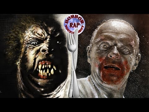 THE THING vs HANNIBAL LECTER. Horror Rap Tournament. 1/2 финала. 3 из 4