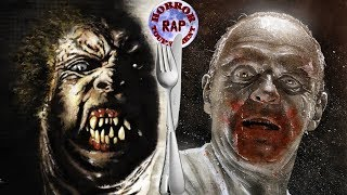 THE THING vs HANNIBAL LECTER. Horror Rap Tournament. 1 2 финала. 3 из 4