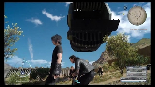 Final Fantasy XV The New Ring of Lucii!1.07