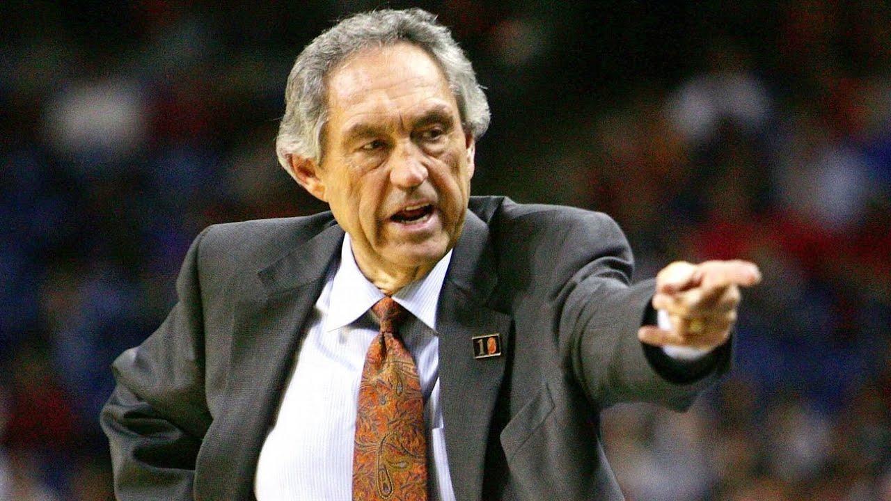 Former Oklahoma State, Kentucky coach Eddie Sutton dies at 84