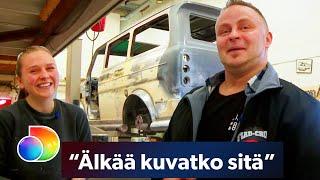 Latela 6.0 | Huttunen rakastaa hitsaamista? | discovery+ Suomi