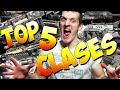 TOP 5 MEJORES CLASES EN BLACK OPS 3.