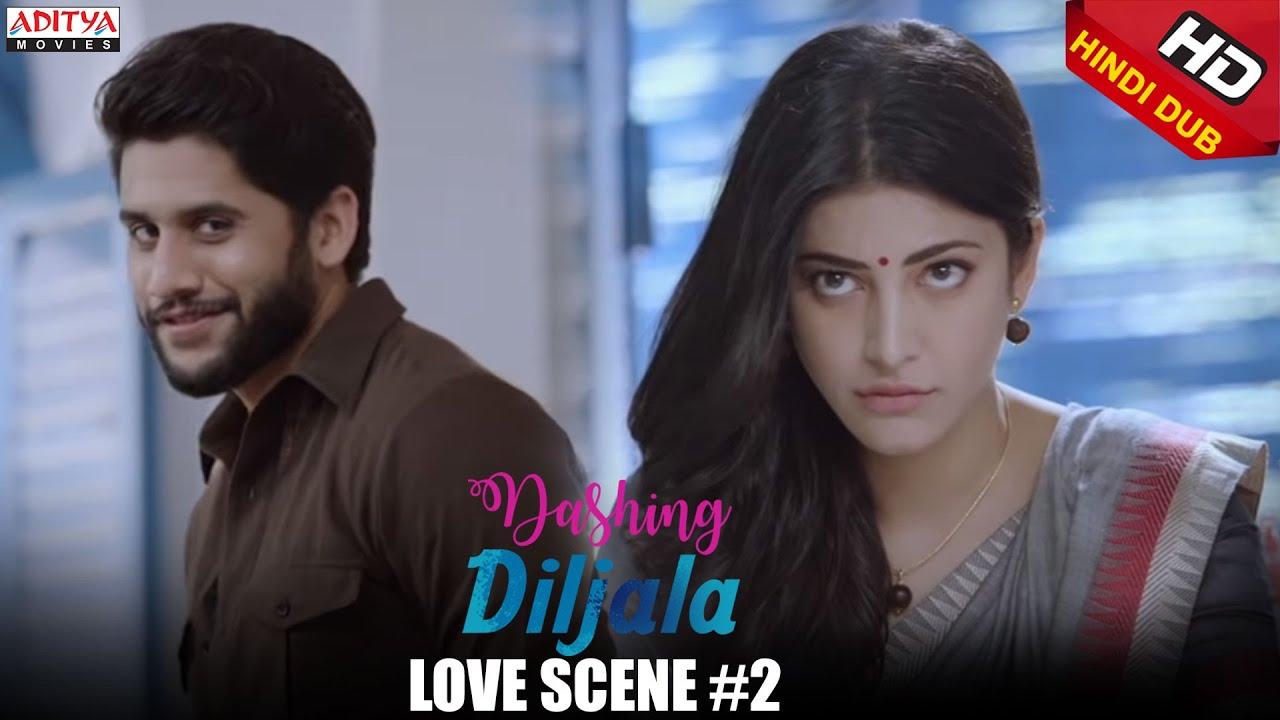 Download Dashing Diljala Scenes    Naga Chaitanya Shruti Hassan Love Scene#2   Naga Chaitanya, Shruti Hassan