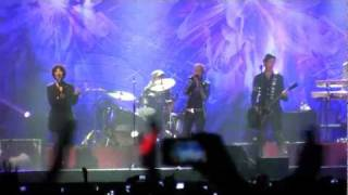 Roxette - Fading Like A Flower (Every Time You Leave) (Live @ Tel Aviv 22.10.2011)