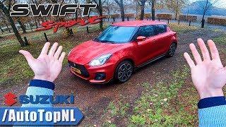 SUZUKI SWIFT SPORT 2019 REVIEW POV Test Drive by AutoTopNL