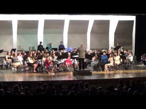 05.05.16 -- PCHS Spring Concert - Morning, Noon, and Night in Vienna