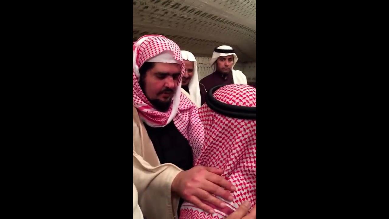 عبدالعزيز بن فهد وطلبة تحفيظ القران الكريم 2 Youtube