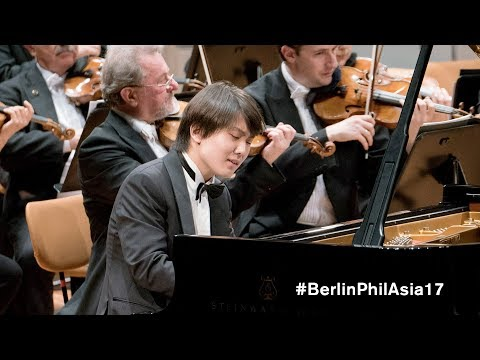 Ravel: Piano Concerto in G / Cho · Rattle · Berliner Philharmoniker
