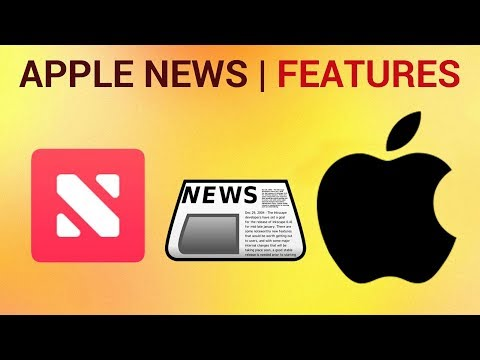 How to Use Apple News app on  iPhone and iPad