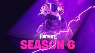 Fortnite - First Season 6 Teaser..! (DJ Llama Skin)