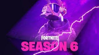 Fortnite - First Season 6 Teaser..! (DJ Llama Skin)