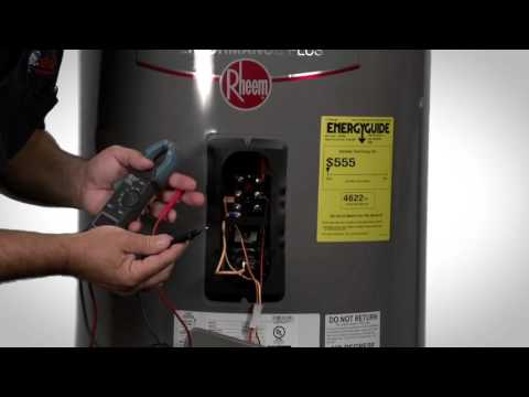 How to Troubleshoot an Electric Water Heater