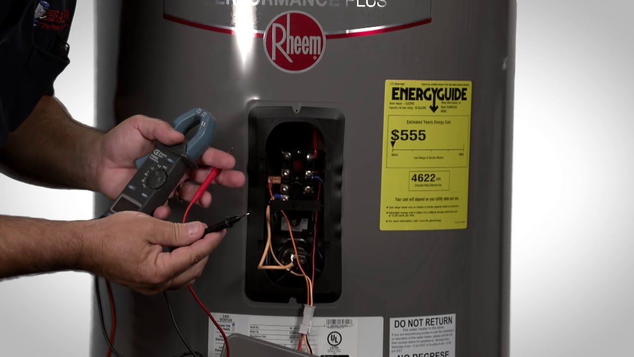 How to Troubleshoot an Electric Water Heater - YouTube Hot Water Heater Element Wiring Diagram on water heater installation diagram, water heater burner diagram, water heater heat trap diagram, water heater schematic diagram, water heater plumbing diagram, water heater t-stat wiring, water heater wiring schematic, water heater anode, water heater construction diagram, water heater elements screw in, water heater thermostat wiring, water heater internal diagram, water heater wire diagram, water heater piping diagram, water heater thermostat diagram, water heater hook up diagrams, water heater tank, water heater heat control wiring diagram, water heater ladder diagram,