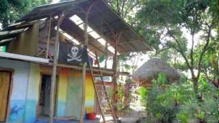 Flutterby House in Uvita Costa Rica | The Hostel by the Sea