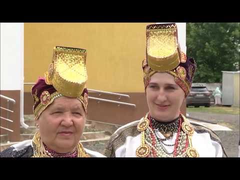 В селе Новая Усмань Воронежской области прошёл  фестиваль славянской культуры