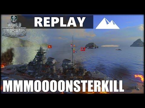 GROßER KURFÜRST, 250k+DMG in 5 Minuten! - World of Warships | [Replay] [Ger] [60fps]