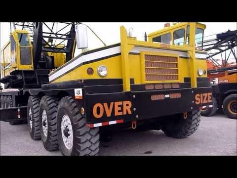 AMERICAN  165 Ton Truck Crane