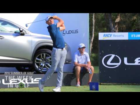 FEATURE: PGA Tour player Cameron Smith