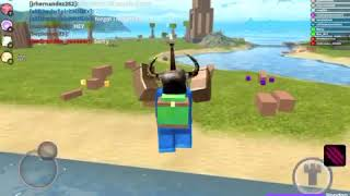 Booga booga roblox how to use the thunder spell on a mobile device
