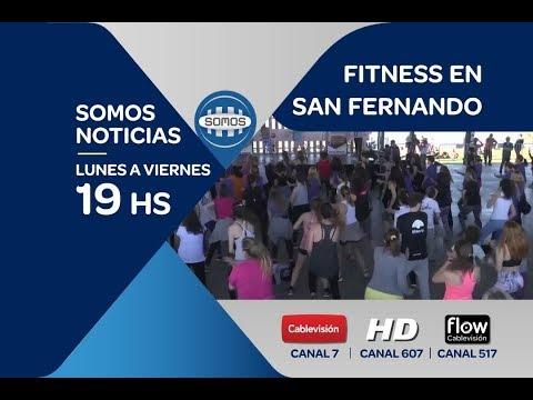 FITNESS EN SAN FERNANDO