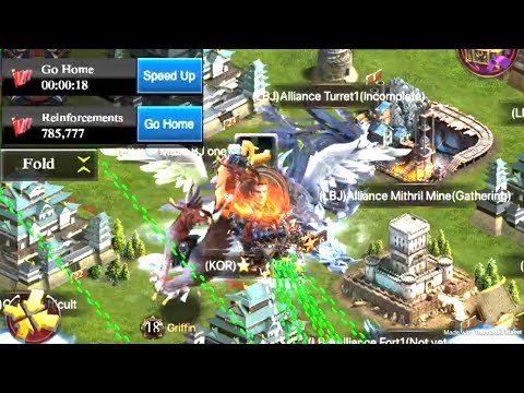 Clash Of Kings War Within Kingdom 1072 | 258m P6 Reduced To 169m 😈