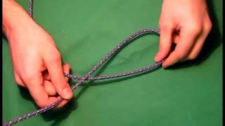 видео Петля-восьмерка. рыболовные узлы