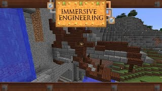 Immersive Engineering | Episode 5 | The Crusher & Simple Defence