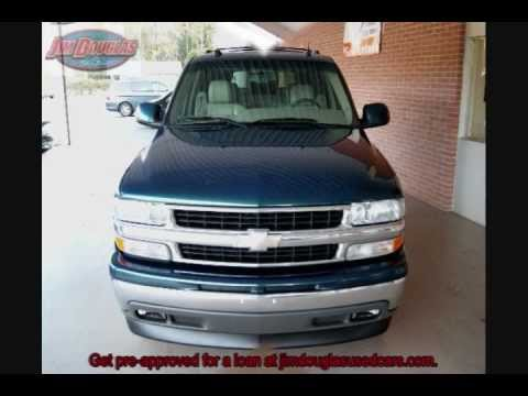 2005 Chevrolet Suburban LT Used Car Gainesville Florida