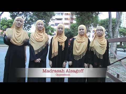 The Singapore Muslim Youth Debate 2013