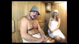 Сауна. Баня(Поговорим о сауне. Чем она отличается от бани, как ее использовать, как париться в сауне. Что пить в бане..., 2011-01-13T13:06:00.000Z)