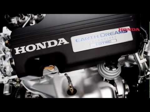 Фото к видео: Honda 1.6 i-DTEC new diesel engine technology explained