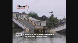 Video JEMBATAN BETON DI MANDASTANA AMBRUK download MP3, 3GP, MP4, WEBM, AVI, FLV Desember 2017