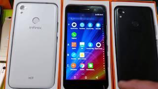 infinix HOT 5 مراجعة أفضل هاتف بأقل ثمن