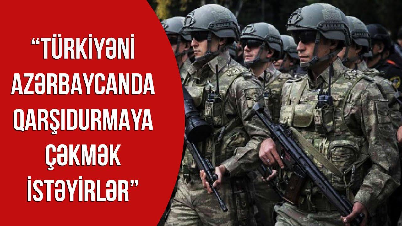 Türkiyəni Qarabağ müharibəsinə SÜRÜKLƏMƏK istəyirlər?