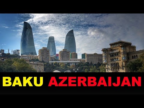 A Tourist's Guide to Baku, Azerbaijan 2018