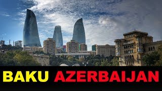 A Tourist's Guide to Baku, Azerbaijan 2018