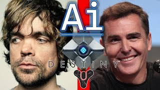 Why Destiny Replaced Peter Dinklage for Nolan North