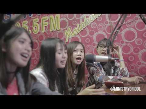 Ministry of idol  Radio Interview 'Bintang Asia' Radio Garuda 105.5FM Bandung