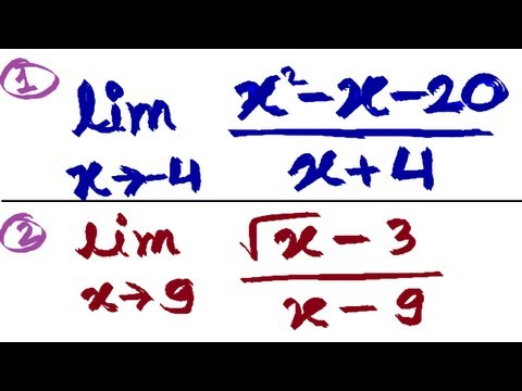 Limit Tricks ||Some Basic Limit Tricky Questions/Problems