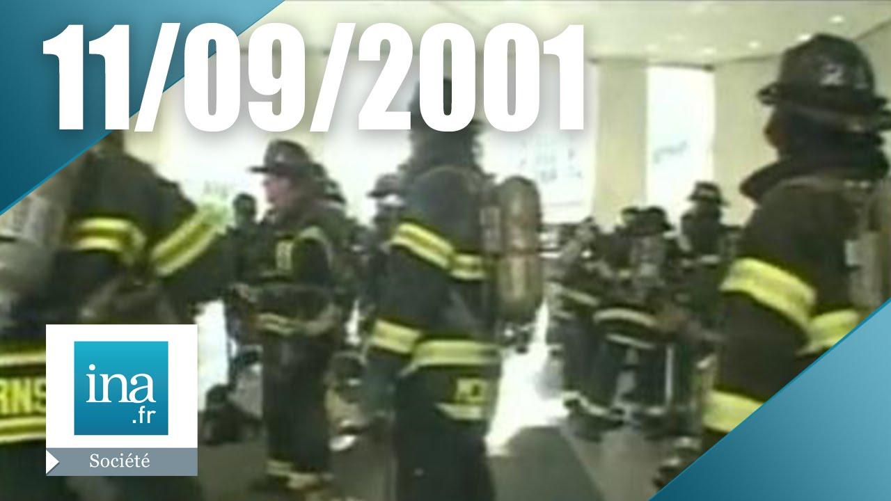 11 septembre 2001 le film des fr res naudet l 39 int rieur for A l interieur film