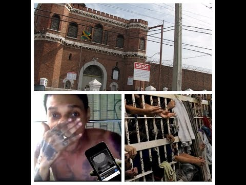 Leaked Audio Of Vybz Kartel Exposing The System + Footage Of GP