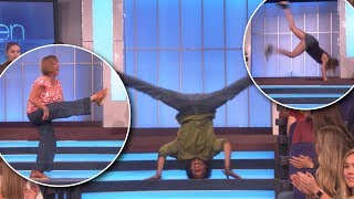 Ellen Looks Back at Some of Her Favorite Audience Dancers